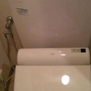 節水機能でお得に使えるトイレピュアレストQRへ交換