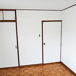 シンコールSLP-312で張替えたお部屋は空気まで爽やかに