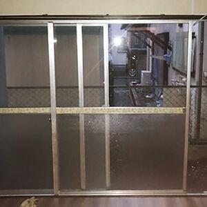 開かずの窓になってしまった貸家の窓を修繕してほしい