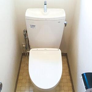 ピュアレストQRは節水型で、手洗い付きや暖房便座も選べます