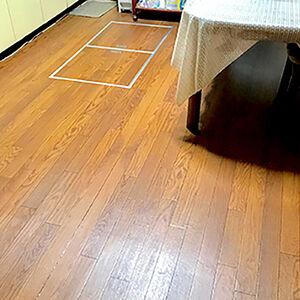 床下を新調して過ごしやすいキッチン空間づくり
