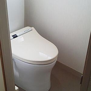 超節水でお手入れもしやすい多機能トイレ、ピュアレストQR
