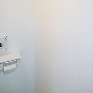 湿気やにおいを吸収する珪藻土クロスで快適なトイレ空間