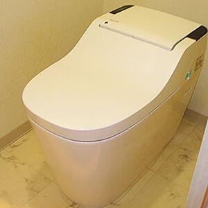 高機能タンクレストイレで今までよりも快適な空間に