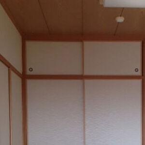 和調クロスで砂壁の和室をリフォーム
