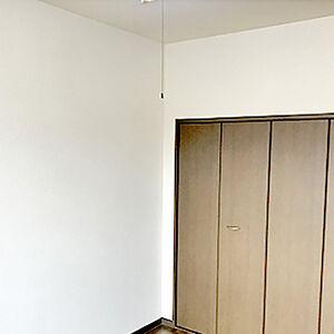 入居者さまのご希望で新たに張替えられた賃貸部屋