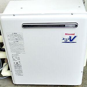 シンプルな給湯器でも基本的な機能はばっちり