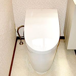 それぞれの特徴があるタンクレストイレを各階に採用