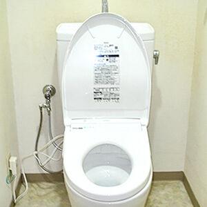 リーズナブルなトイレでも多機能なピュアレストQR