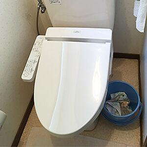 便座を取り替えるだけで節電、脱臭力を上げたトイレに