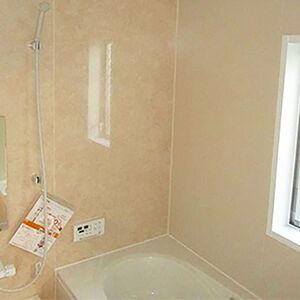 浴室のない中古物件も浴室を新設して暮らしやすくなりました