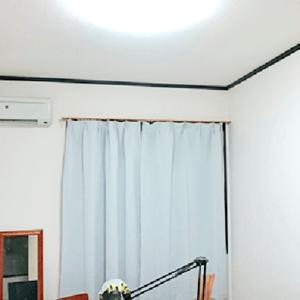 光拡散機能のクロスで明るくて清潔感のあるお部屋に