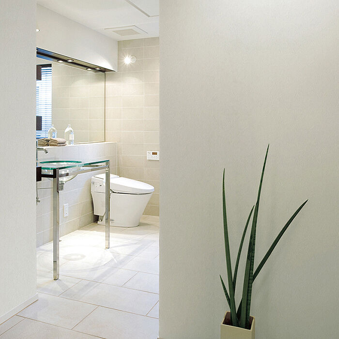 トイレの壁紙画像